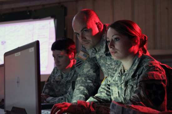Distributed Common Ground System-Army (DCGS-A)