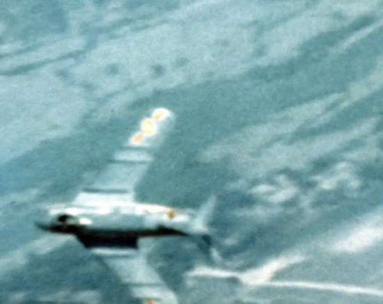 MiG-17 over Vietnam