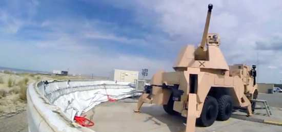 Thales RAPIDFire Multi-Role 40 mm Gun System