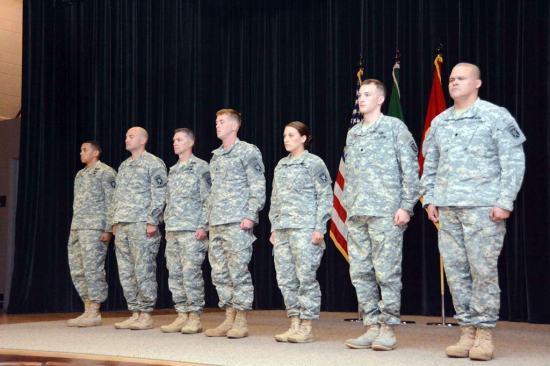 U.S. Army John F. Kennedy Special Warfare Center & School (USAJFKSWCS)