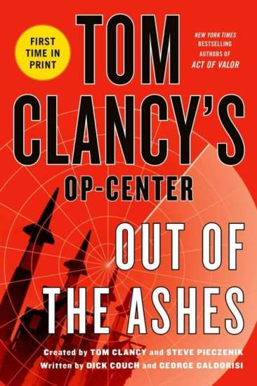 tom clancys op center For honor (tom clancy's op-center, book 17) by jeff rovin - book cover, description, publication history.