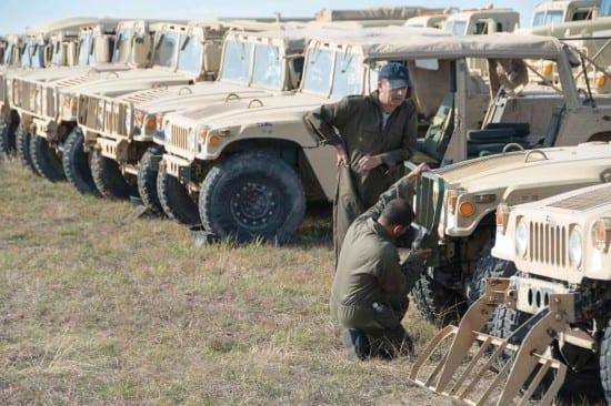 Humvee JVI EDA