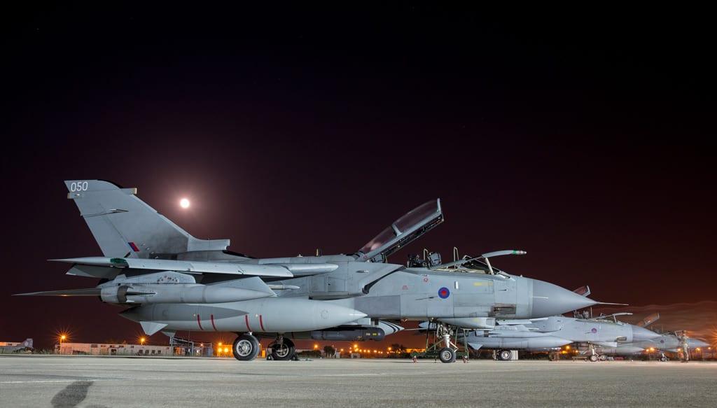 Reconnaissance Aircraft Raf Raf Tornado Strike Aircraft