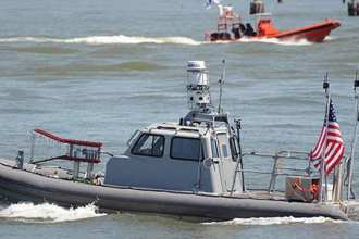 DARPA Swarm Boats