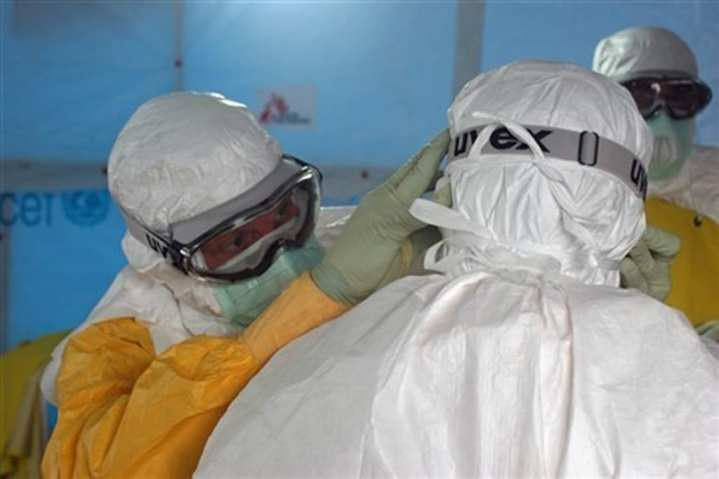 Domestic Ebola response team