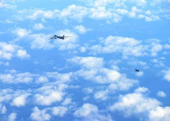 Typhoon intercepts Bear