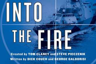 Into the Fire cover detail