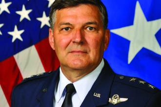 Lt. Gen. Bradley A. Heithold. U.S. Air Force photo