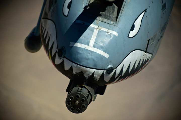 A-10 TSP