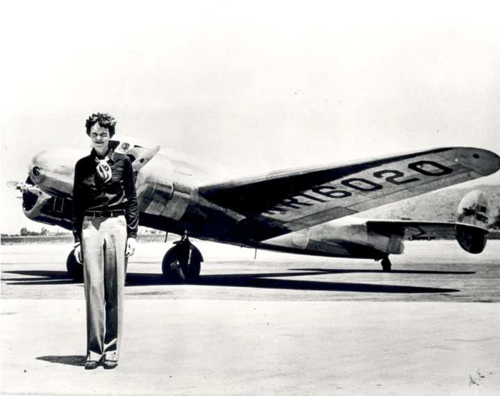 Earhart and Electra