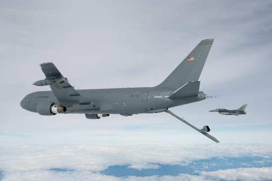 KC-46A boom