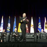 The Annual AMSUS  Continuing Education Meeting Provides Federal Health Professionals the Unique Opportunity to Meet with Colleagues From A Variety of Federal Health Agencies, including: Joint Staff, Army, Navy, Air Force, VA, and USPHS.