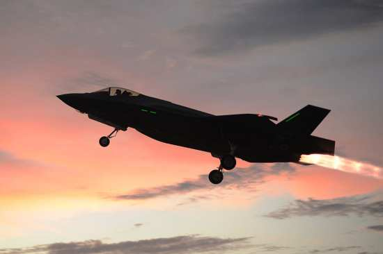 F-35s: The Sound of Freedom | Video