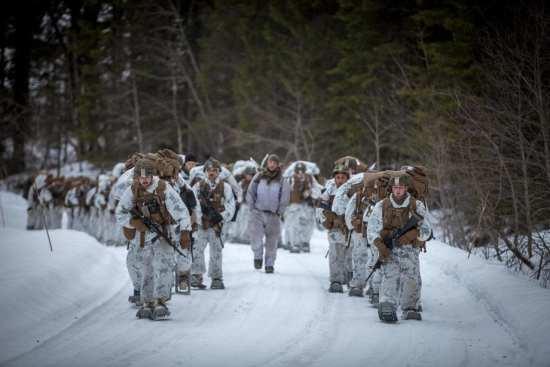 Exercise Cold Response 16 | Photos