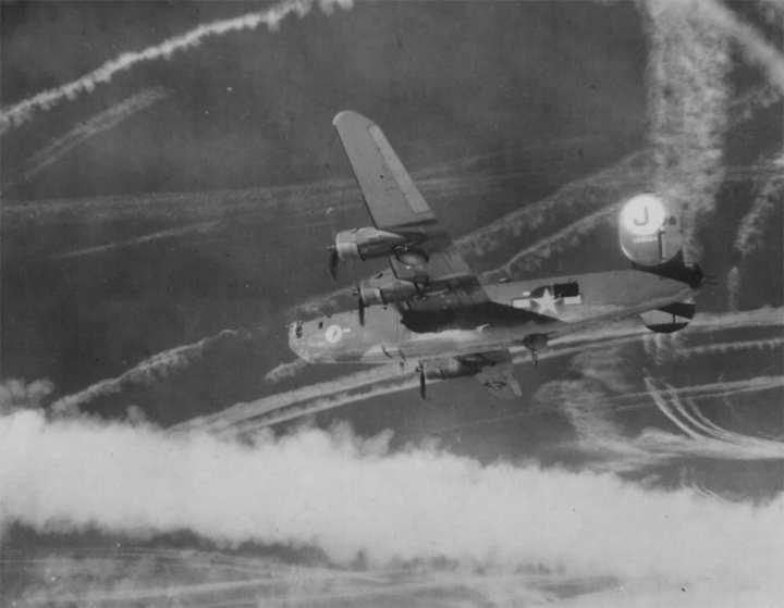 B-24 Big Week Achmer