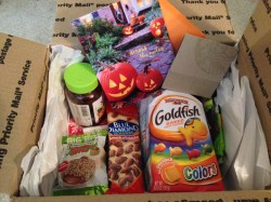 Small Of College Care Package Ideas