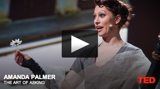 Amanda Palmer's TED Talk – The Art of Asking