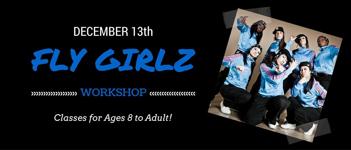 Permalink to: Fly Girlz Workshop