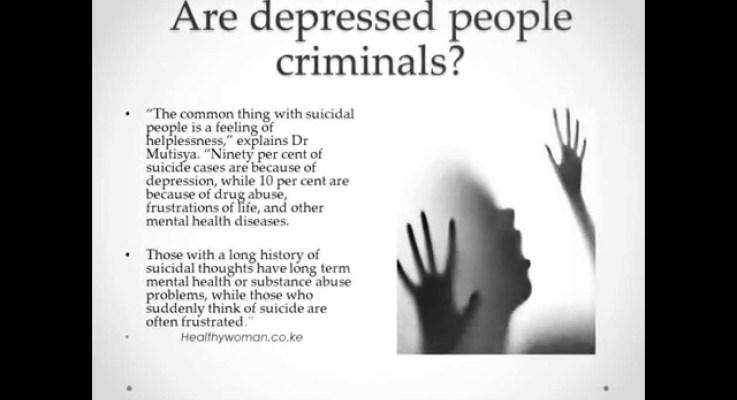 Stigma drove me to a career in Mental Health