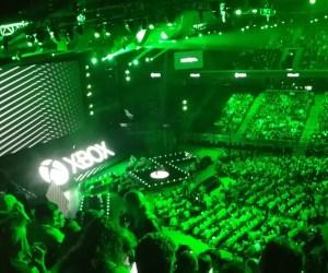 Microsoft E3 2016 escenario