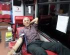 Adacık Kan Bağışladı