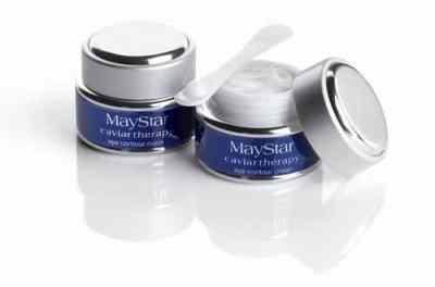 Maystar, otra crema con caviar