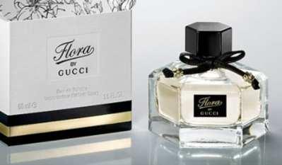 Perfumes para la primavera: Flora by Gucci