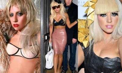 Famosas al desnudo, Lady Gaga deprimida, con celulitis y apunto de operarse todita