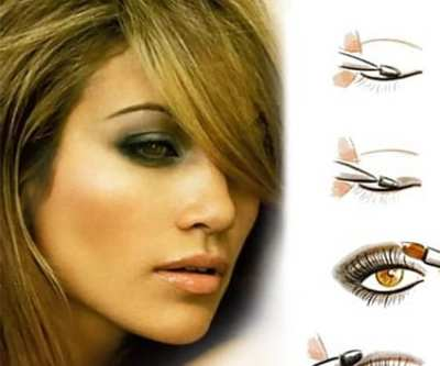 Tendencias maquillaje: el smokey eyes del 2010