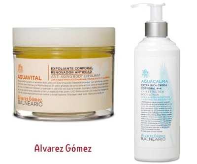 Calma tu piel después del verano con Alvarez Gómez