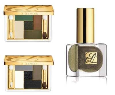 Estée Lauder presenta sus novedades de maquillaje otoño 2011