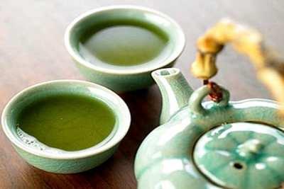 Pierde peso con la ayuda del té
