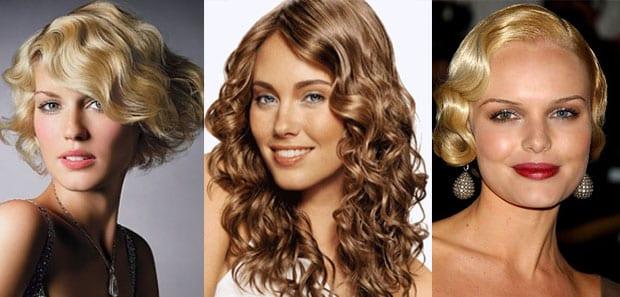 ondas Peinados que se llevarán esta Primavera Verano 2012