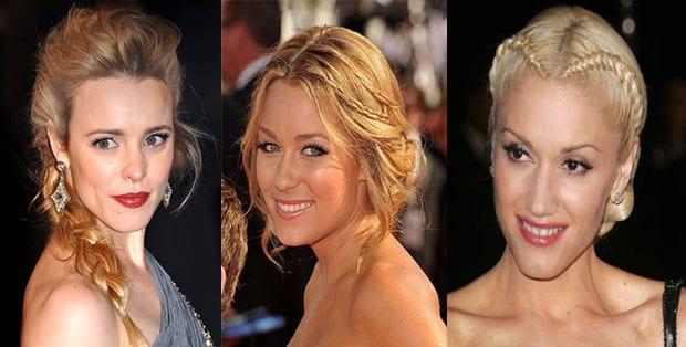 trenzas Peinados que se llevarán esta Primavera Verano 2012