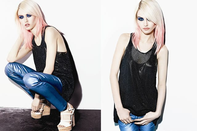 21 Charlotte Free, nueva imagen de Maybelline New York