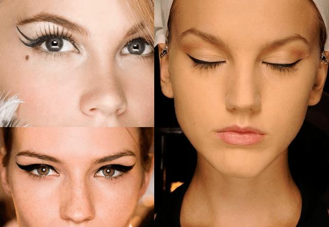 eyeliner1 50 aniversario de la muerte de Marilyn Monroe, su look paso a paso