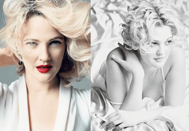mdrew Marilyn Monroe, la más imitada por nuestras famosas