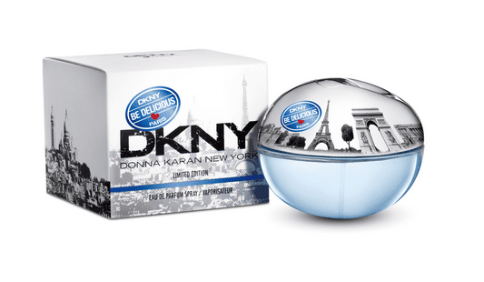 paris Be Delicious Heart, lo nuevo de DKNY