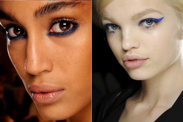 tenden1 Dos tendencias de maquillaje para este verano