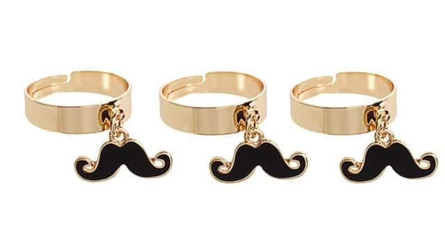 m3 Ideas con mucho bigote, ¡vivan los complementos!