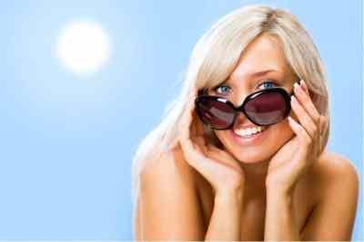 Protege tus ojos de los últimos rayos de sol