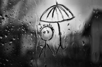 Cómo peinarse para un día de lluvia