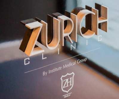 Clínica Zurich, empezando la operación bikini, mi primera sesión