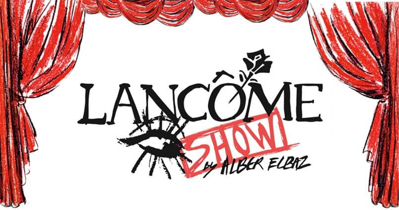 lancome_show_albert_elbaz