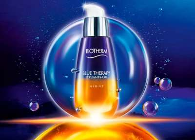 Blue Therapy de Biotherm In Oil ¿sérum o aceite?