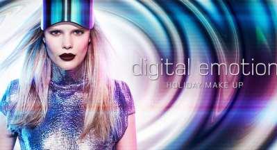 Nace Digital Emotion, la colección navideña de Kiko Make Up