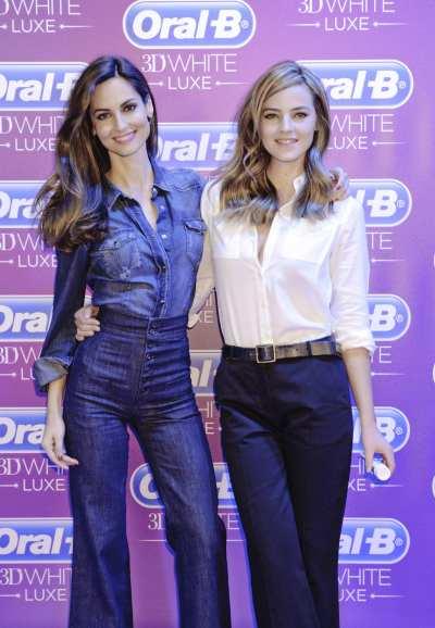 Las guapas hermanas Artiles y sus preciosas sonrisas gracias a Oral-B