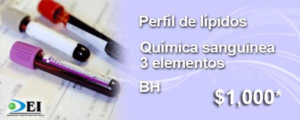 Perfil Química y BH