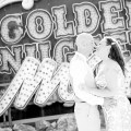 Las Vegas Wedding at the Neon Museum
