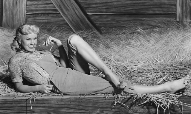doris day, by the light of the silvery moon